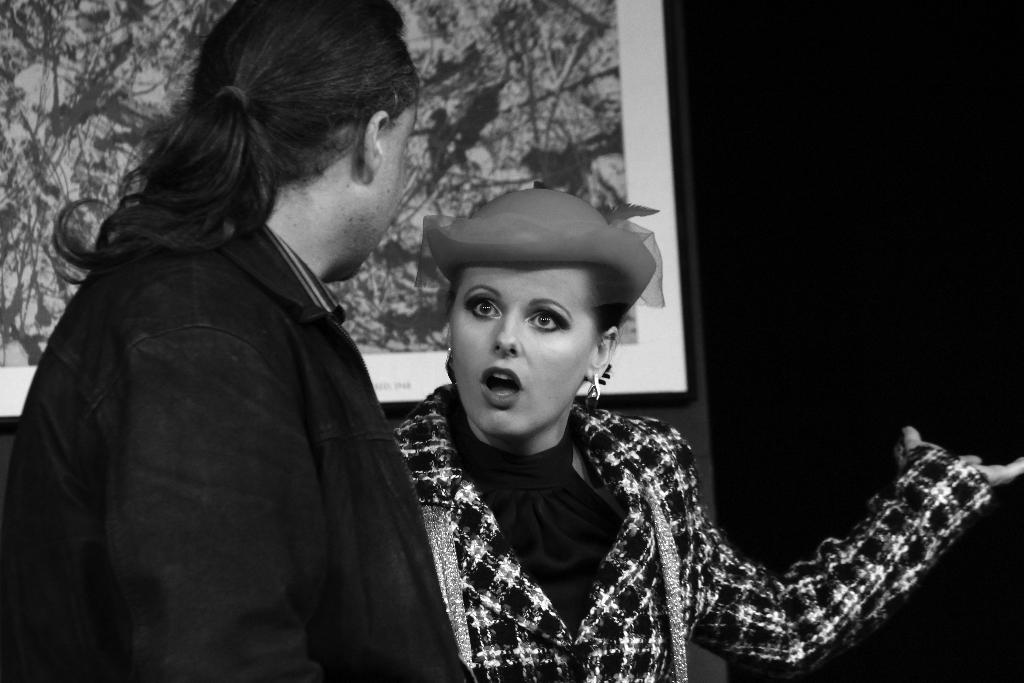 Divadlo bez zákulisí Sokolov - David Williamson: Urvi to!
