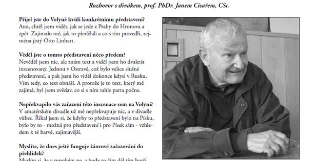 Zpravodaj Divadelního Pikniku 2014 – číslo 7