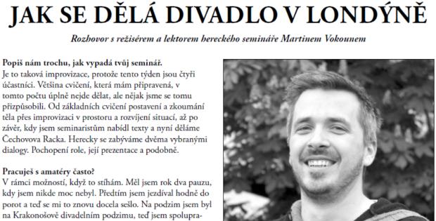 Zpravodaj Divadelního Pikniku 2015 – Číslo 4