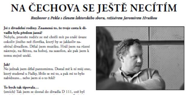 Zpravodaj Divadelního Pikniku 2015 – Číslo 6