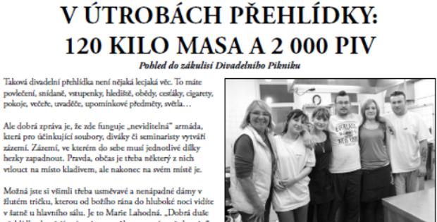 Zpravodaj Divadelního Pikniku 2015 – Číslo 7