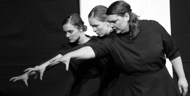 Galerie: Divadlo poPUD Brno – Což jsi se tak zasmušila?