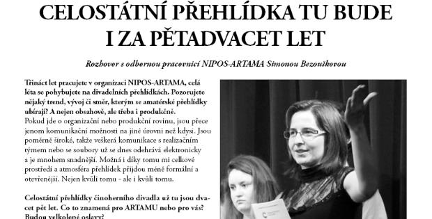 Zpravodaj Divadelního Pikniku 2016 – číslo 2