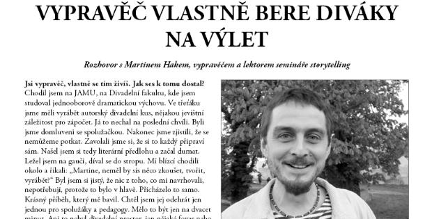 Zpravodaj Divadelního Pikniku 2016 – číslo 3