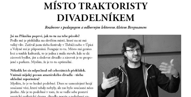 Zpravodaj Divadelního Pikniku 2016 – číslo 4