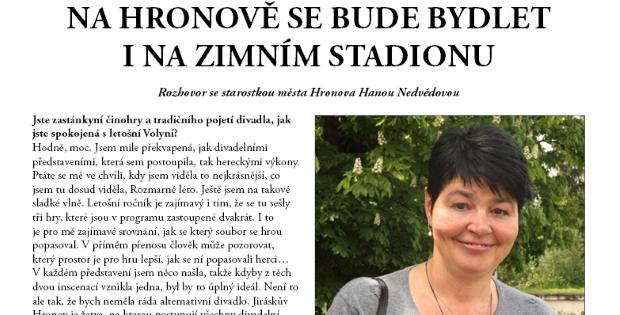 Zpravodaj Divadelního Pikniku 2016 – číslo 8