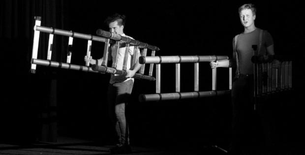 Galerie: Reverzní dveře Brno – Já jsem Lucien