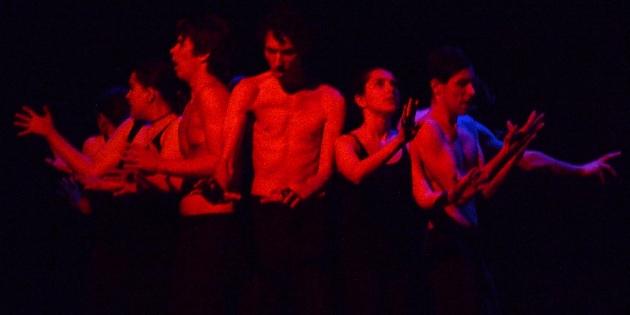 Galerie: Malá scéna ZUŠ Zlín – Večer pro Edgara… aneb Maska červené smrti a…