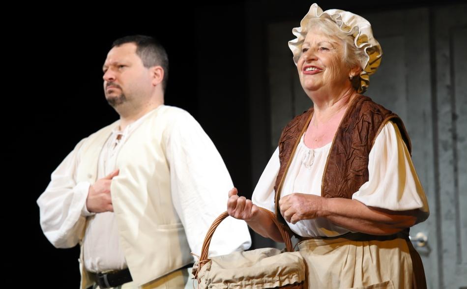 Galerie: Náchodská divadelní scéna, Náchod – Generálka Jeho Veličenstva