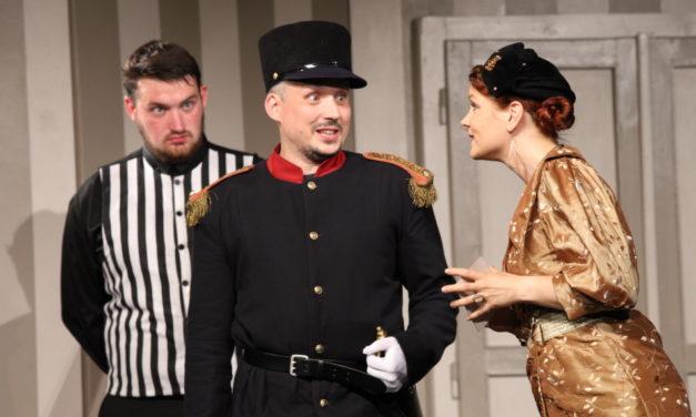 Galerie: Divadelní spolek Vojan, Libice nad Cidlinou – Slaměný klobouk