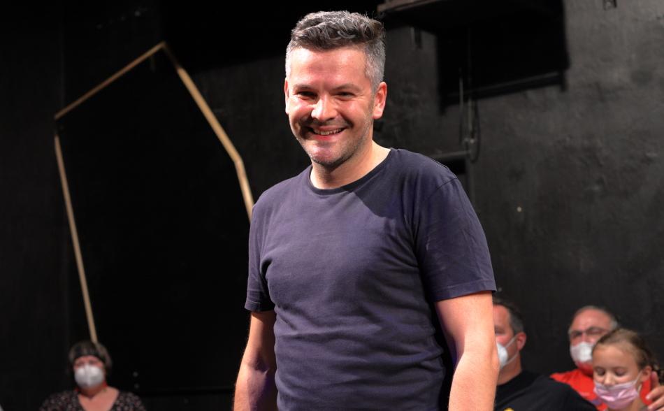 Galerie: Divadlo Navenek, Kadaň – Všechny báječný věci